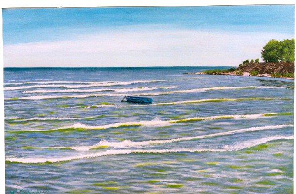 Featherstone Point    Lake Erie Selkirk Ontario