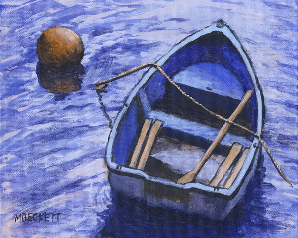 Buoy and Boat