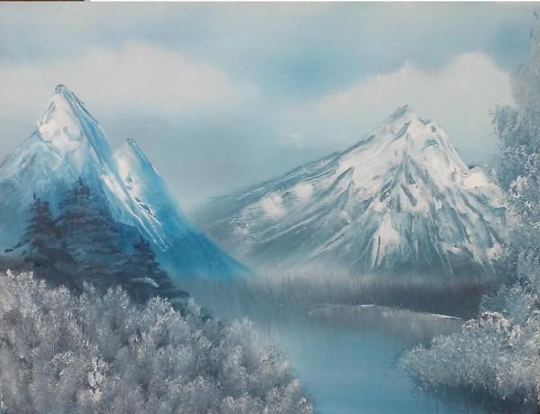 Winters Peaks