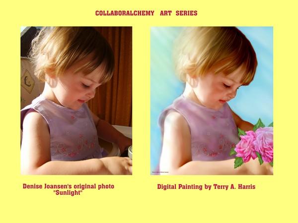 Sunlight: Collaboralchemy Art Series