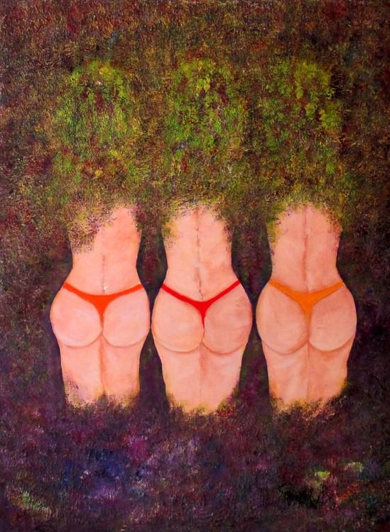 © Tineke Kleij-van den Boomen – Verlangen / Desire
