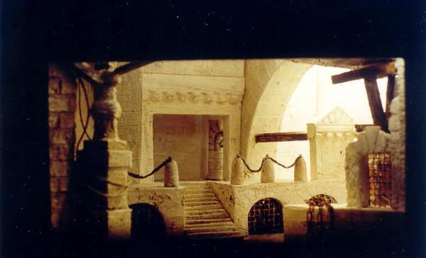 Prison of Piranesi