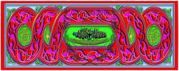 Big Band Ornamental xa copy