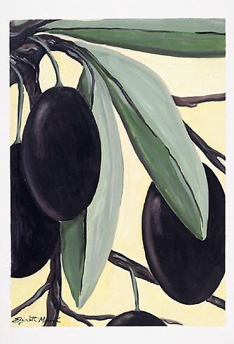 Olive Branch 6/1b