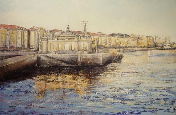 El Palacete->Santander