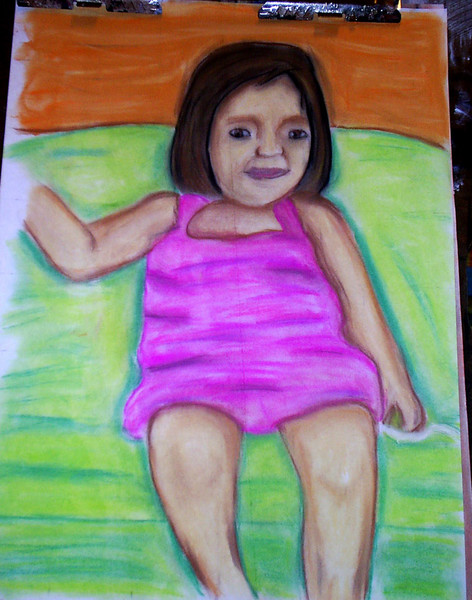 Portrait of Kaylee