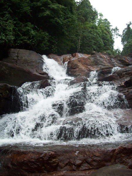 Anagimala Ella(water fall)