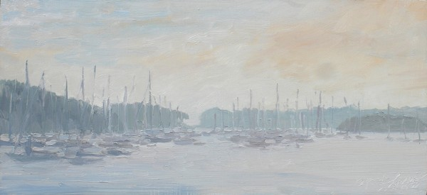 Haze on the Harbor