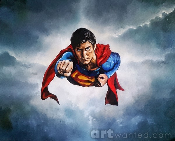 Superman/Christopher Reeve
