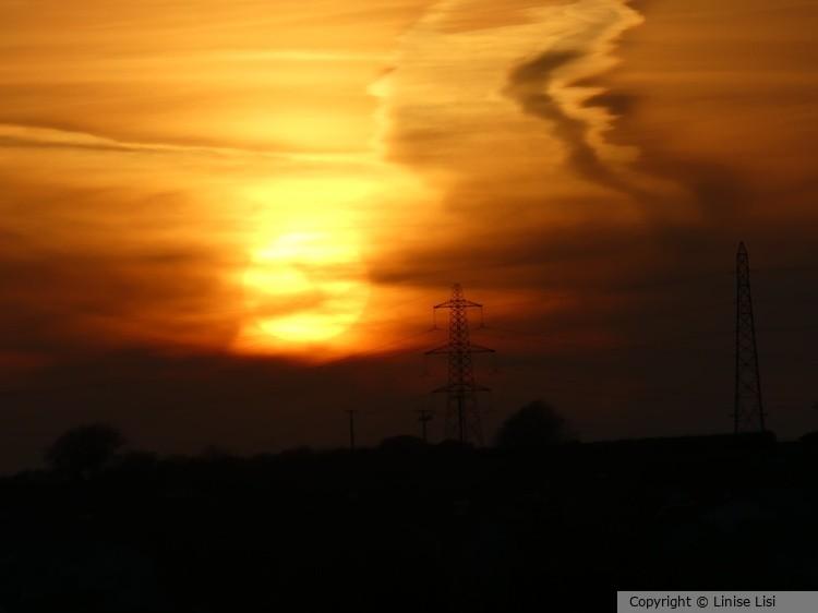 sunset 8/4/2020