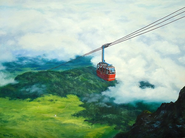 THE CABLE CAR 2
