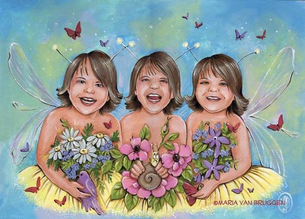 Triple Happiness