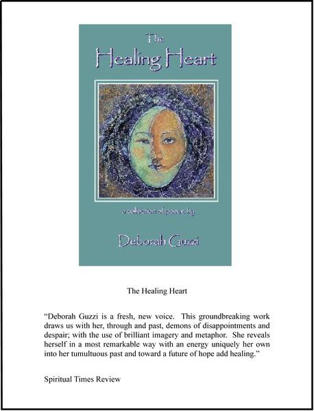 The Healing Heart Book
