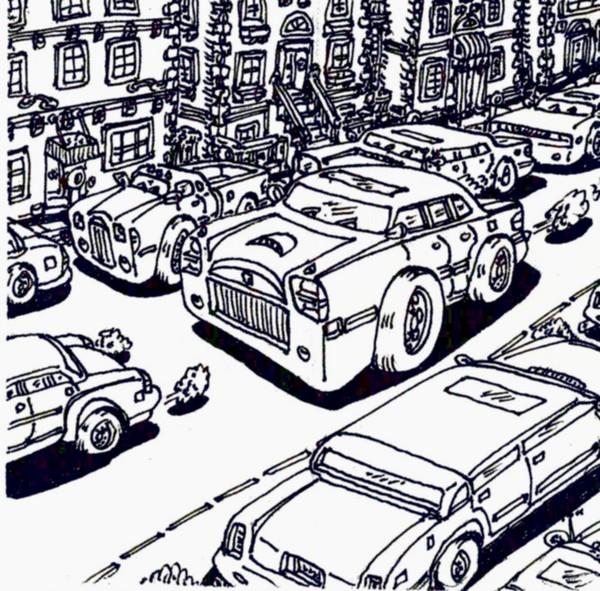 Cut Roof Cars