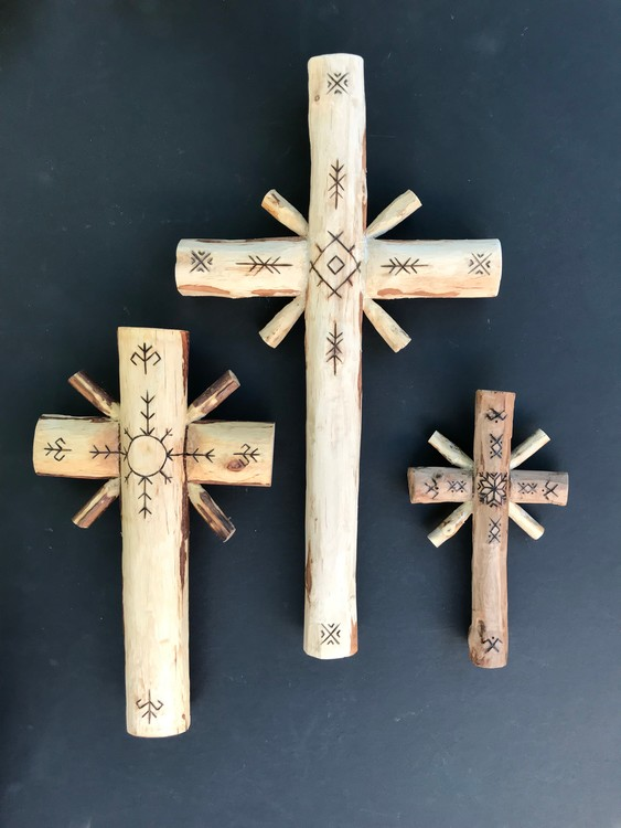 Crosses for Leslie