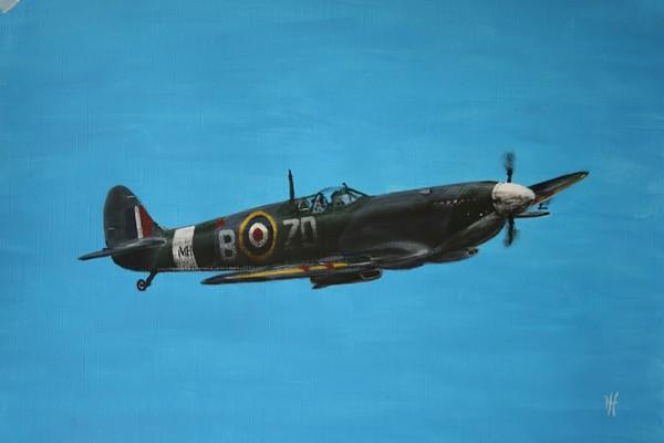 Supermarine Spitfire IX