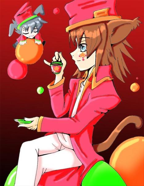 Tea with Fubuki
