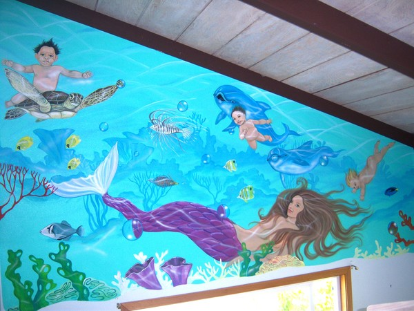 whimsical swim