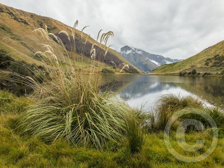 Lake Kirkpatrick, Closeburn, New Zealand