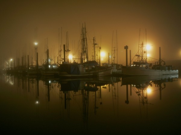 Eerie Docks