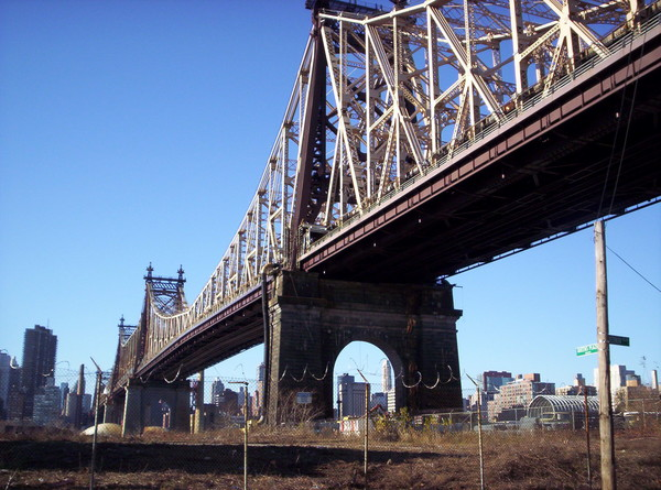 QUEENS BOROUGH BRIDGE NY