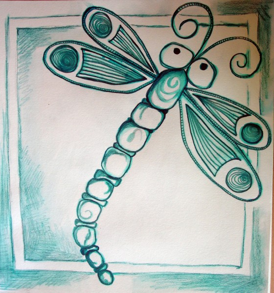 Bones The Dragonfly