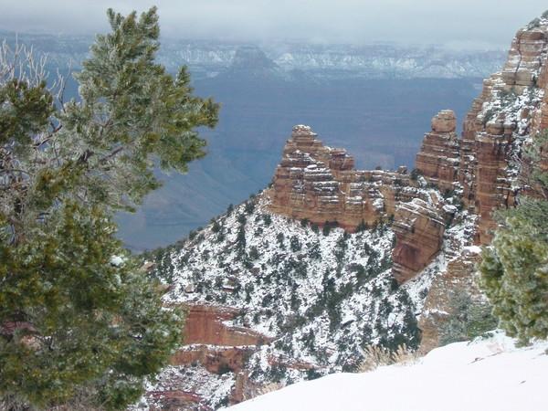 Grand Canyon Peak