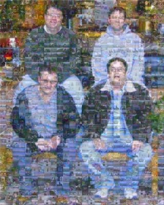 Mosaic of Me & Some Friends (EXAMPLE)
