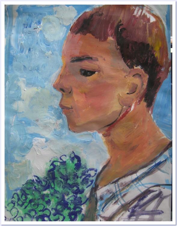 Portrait of Jacop
