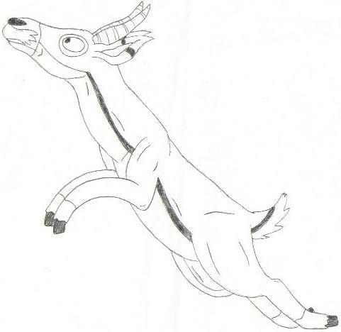 Nigel the Gazelle