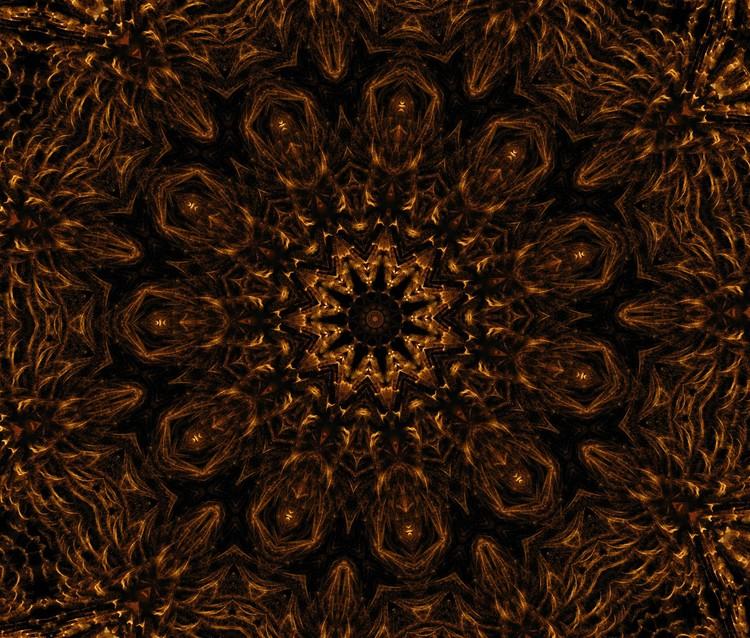 Golden Mandala 4
