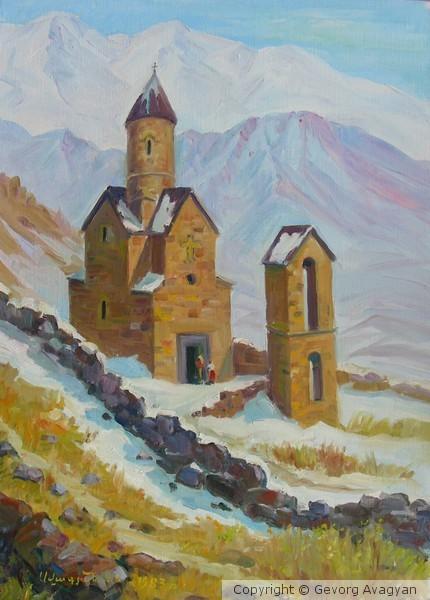 Spitakavor church,