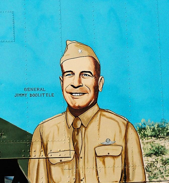 General Jimmy Doolittle
