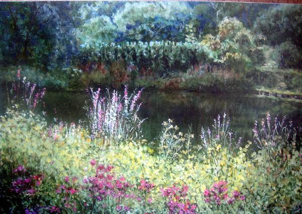 Flynn Farm Pond, Chester County, Pa.