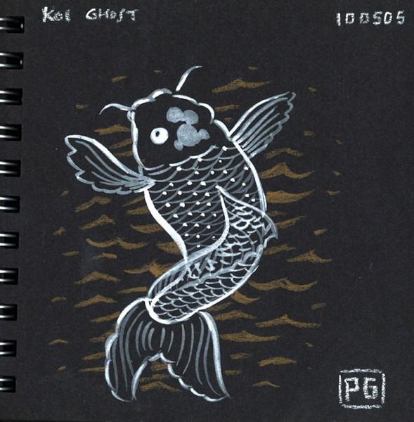Koi ghost