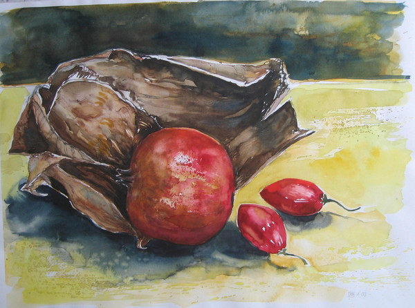 Granatapfel 3