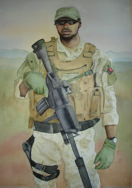 Special Operations Soldier:  Modern Day