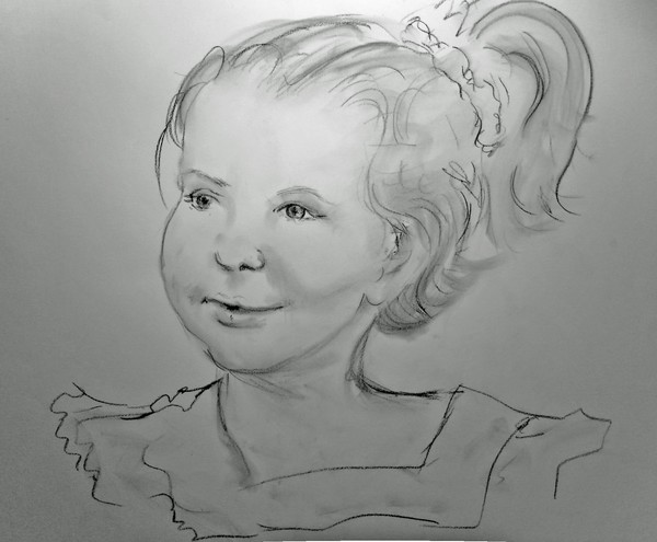 Little Girl Study
