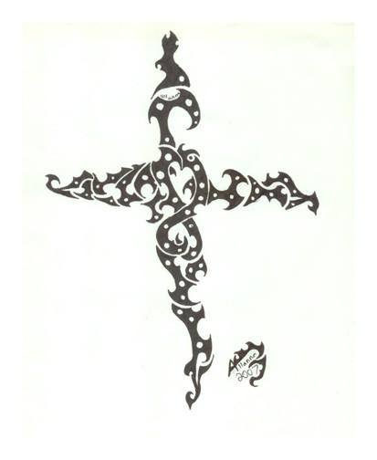 Grandpa's Cross
