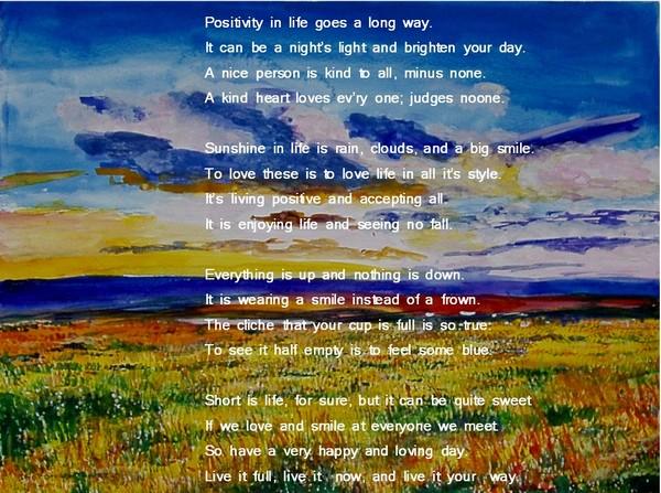 Positive Poem/Sigga's Iceland
