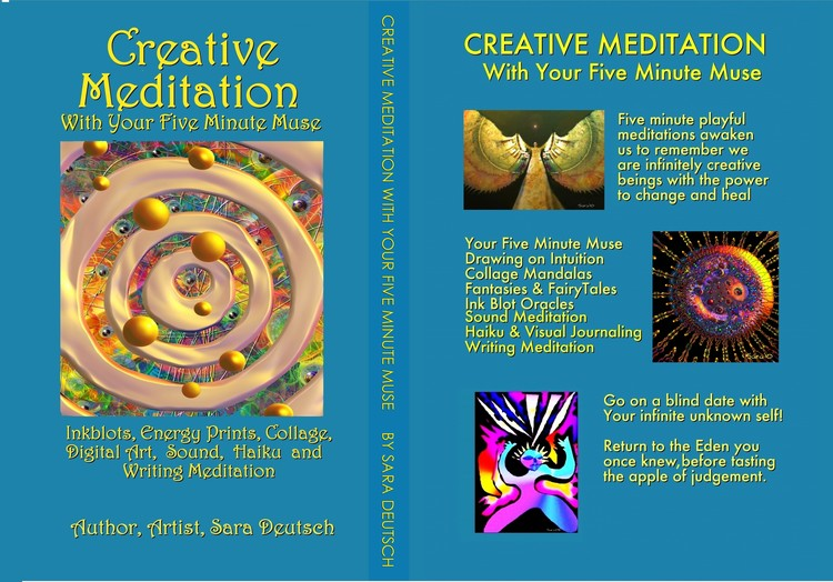 Creative Meditation Book Cover