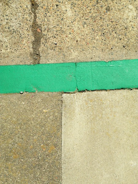 Green Curb Line