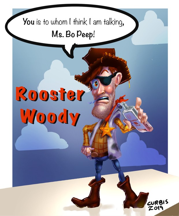 Sheriff Rooster Woody