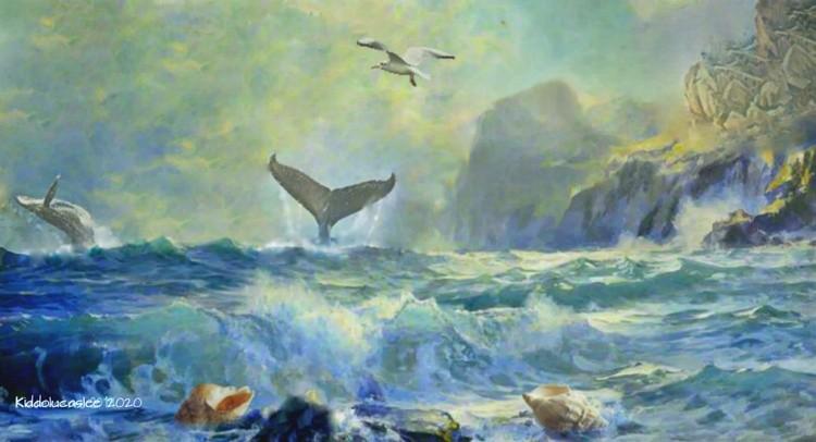 Artist Ocean  * 2020 Kiddolucaslee