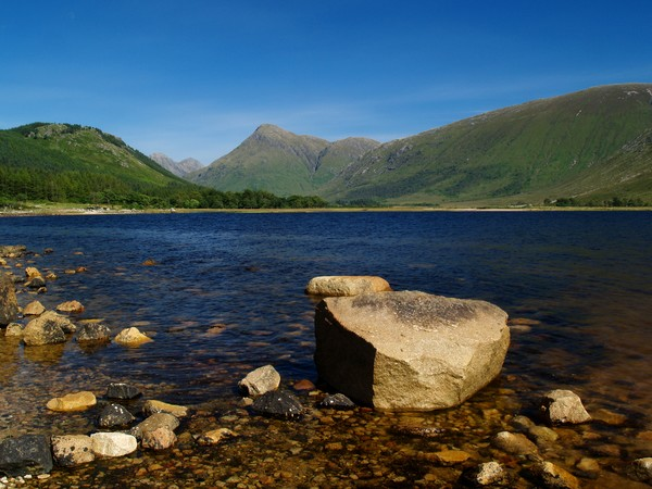 Loch Etive at Gualachulain 2