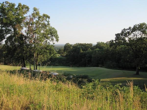 Eagle Crest Golfers' View
