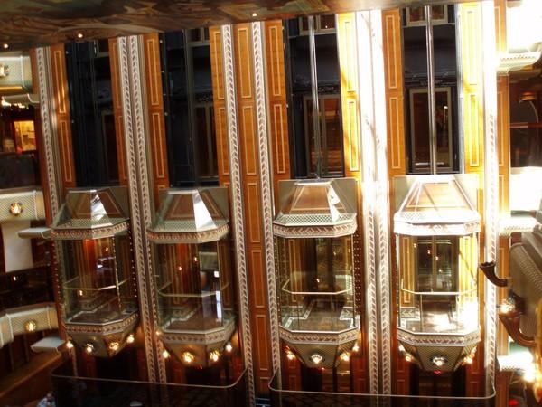 Main Conquest Elevators