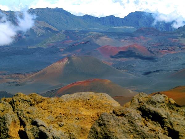 An Alien Landscape- Haleakala Volcano