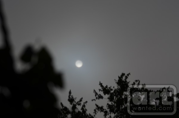 Haze In The Night