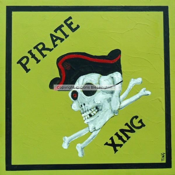 Pirate Crossing BEWARE